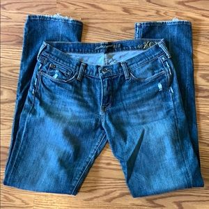 Lucky Brand Jeans Sz 12/31
